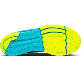 saucony Type A8 Shoes Women Blue/Citron